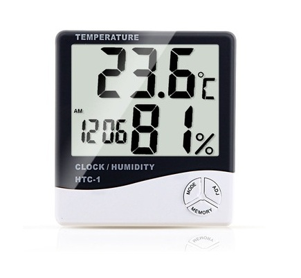 Digital Thermo hygrometer HTC-1 1