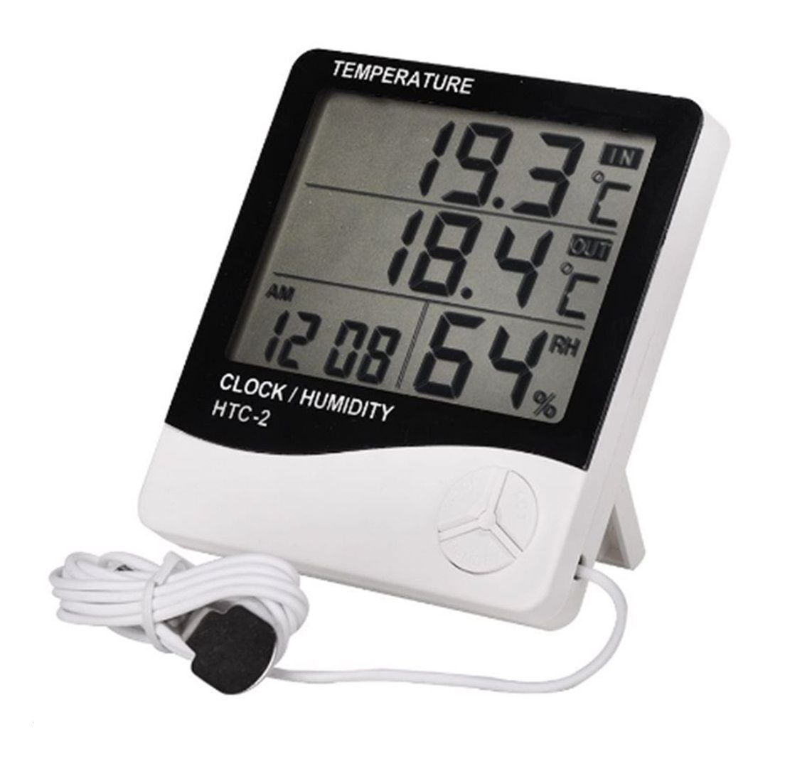 Digital Thermo hygrometer HTC-2 1