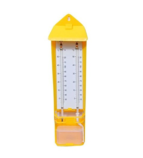 Wet & Dry Bulb Thermometer 1