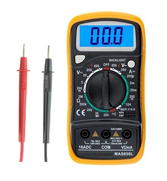 Multimeter 830L 1