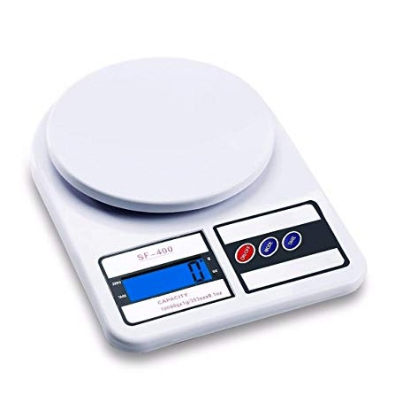 Basic Weighing Scale 1
