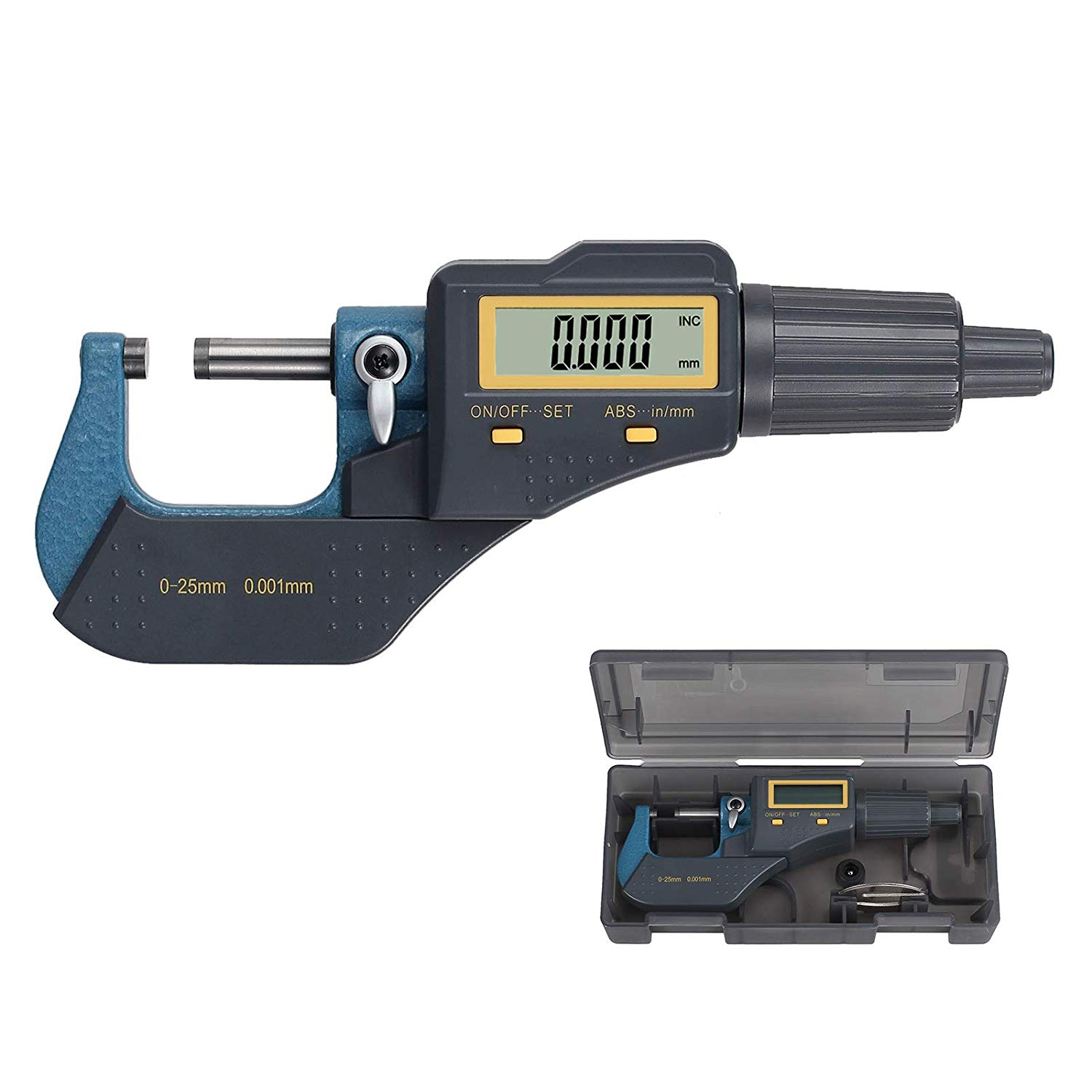 Digital Micrometer 25mm 1