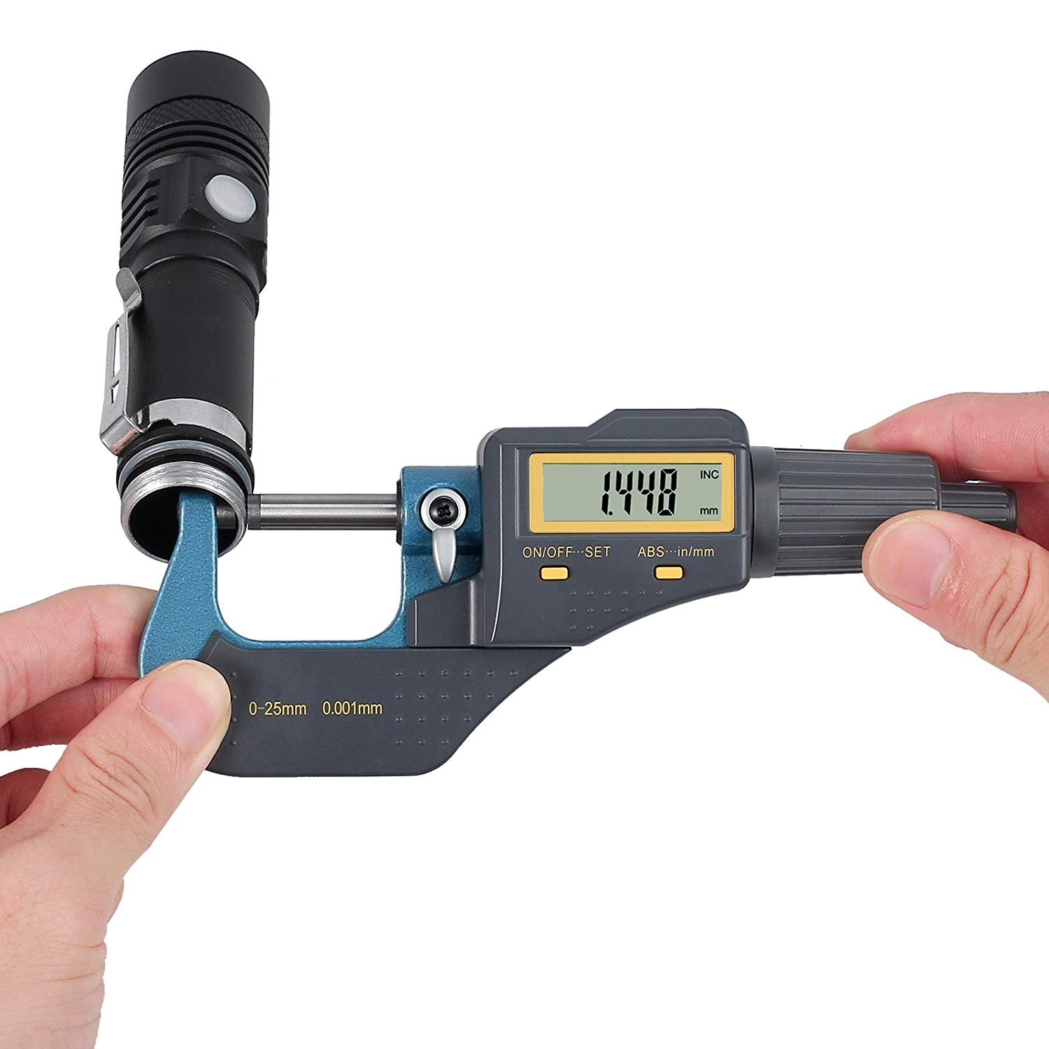 Digital Micrometer 25mm 3