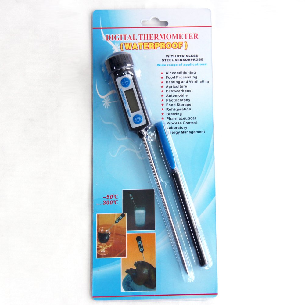 Waterproof Thermometer 3