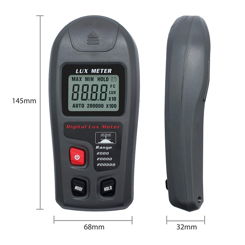 Lux Meter LX-200A 1