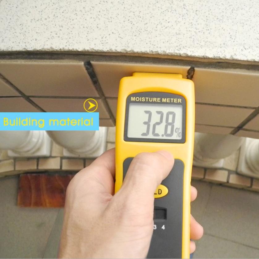 Portable Concrete Moisture Meter 2
