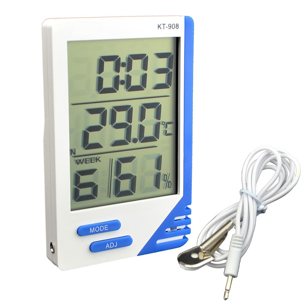 THERMO HYGROMETER KT-908 1