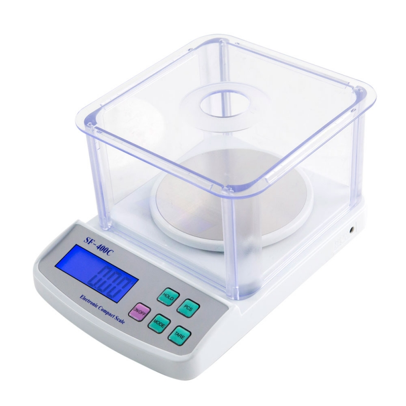 Weighing Scale with Windshield 1