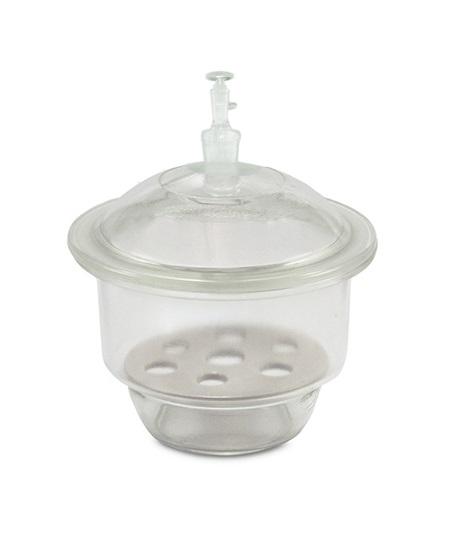 Glass Dessicator Vaccum 1
