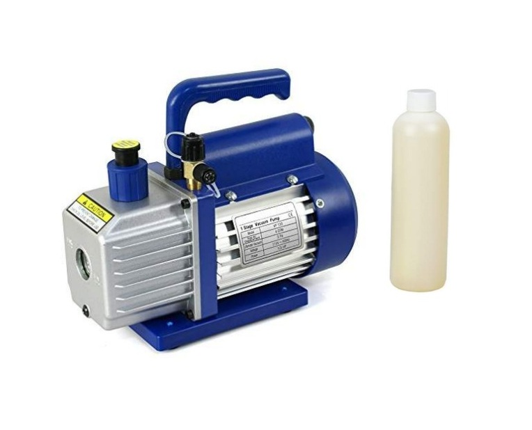 Single Stage Vacuum Pump 1