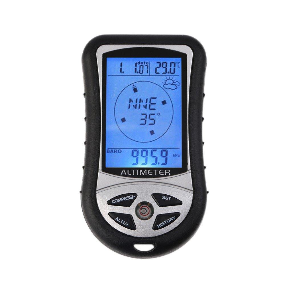 Digital Altimeter with Barometer