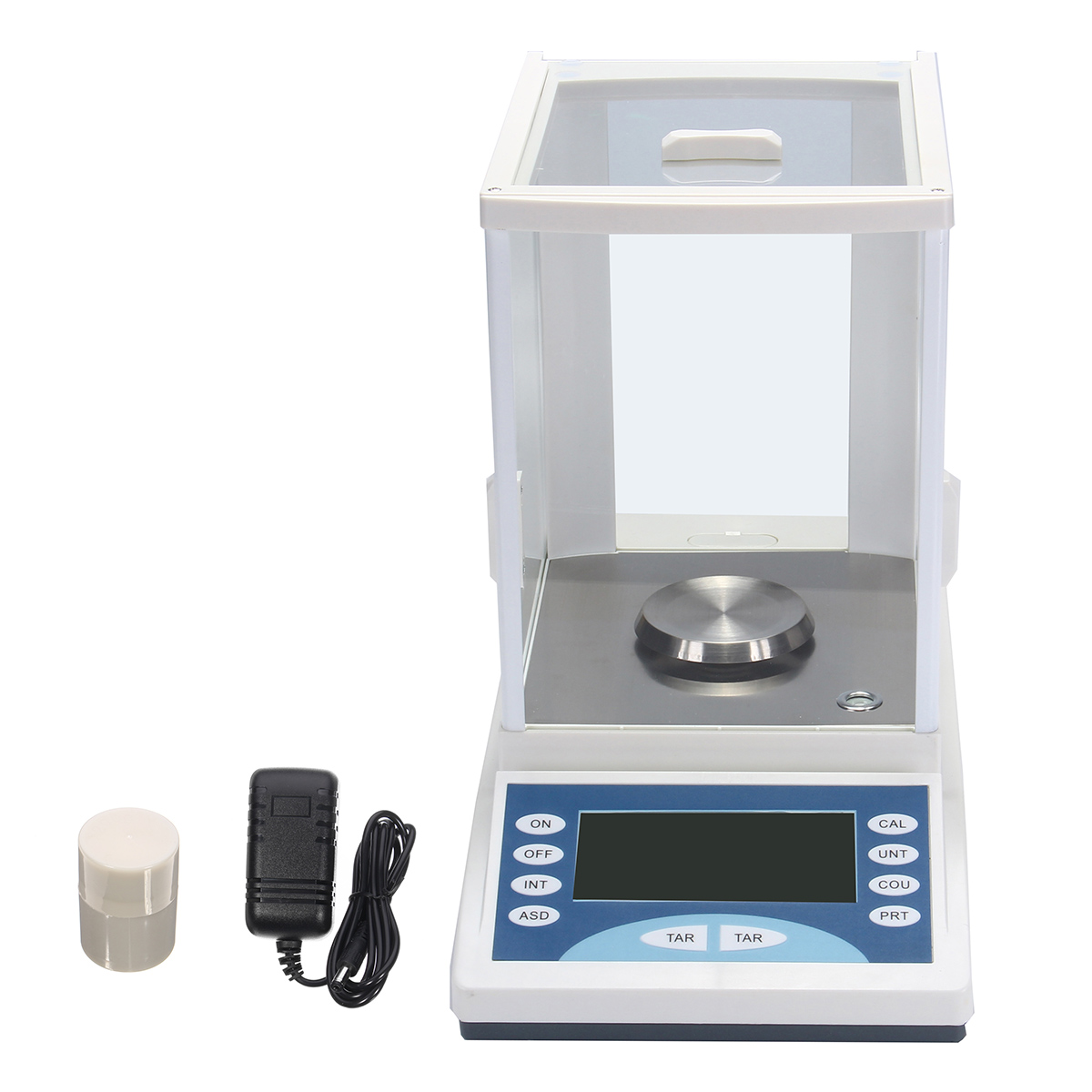 Analytical Weighing Scale with adapter & weight