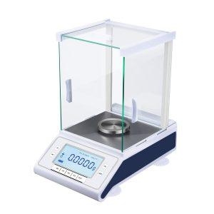 Analytical Lab Scale internal calibration