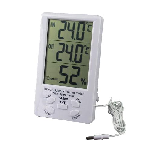 Digital Thermohygrometer TA298
