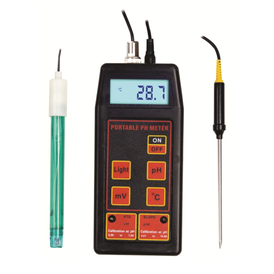 ph orp temp meter PH-8424