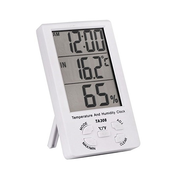 Digital Thermohygrometer TA-308 1