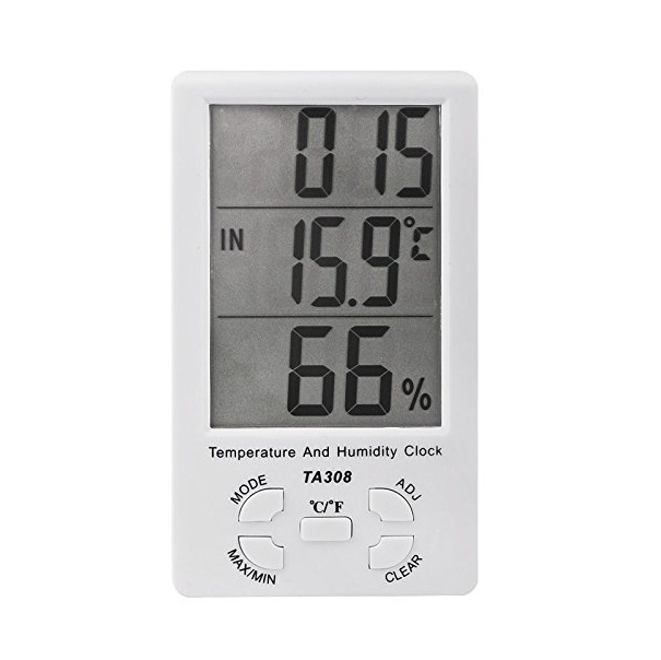 Digital Thermohygrometer TA-308 2