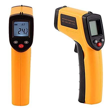 Infrared Thermometer 550°C 1