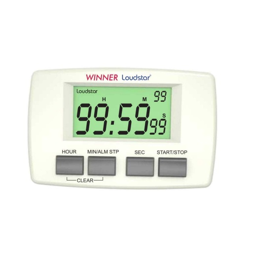 Winner Compact Digital Stop Clock W-107 1