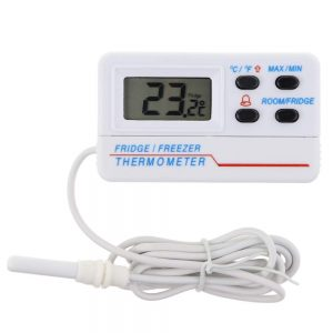 Fridge Thermometer with Alarm
