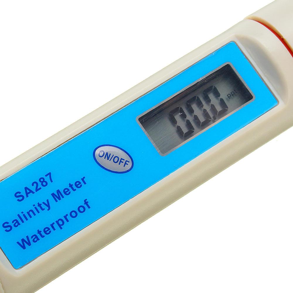 Digital Salinity Meter 2
