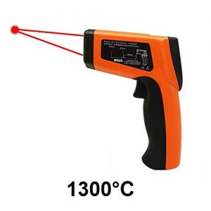 INFRARED THERMOMETER 1300°C