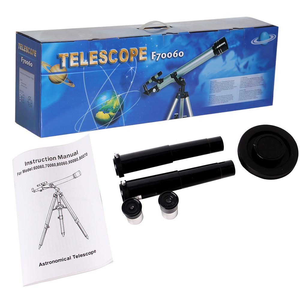 Telescope 70060 Colored Box