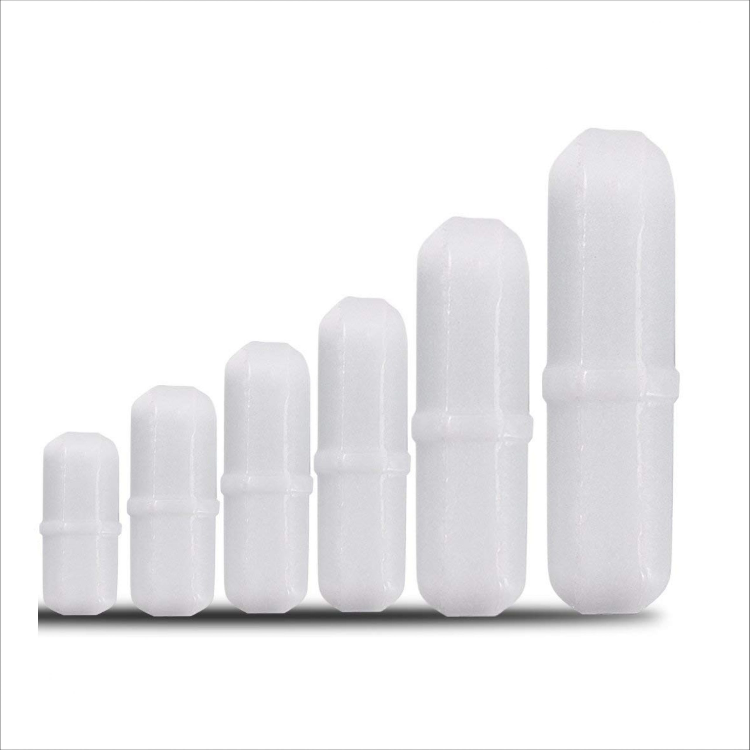 PTFE Magnetic Stir Bars