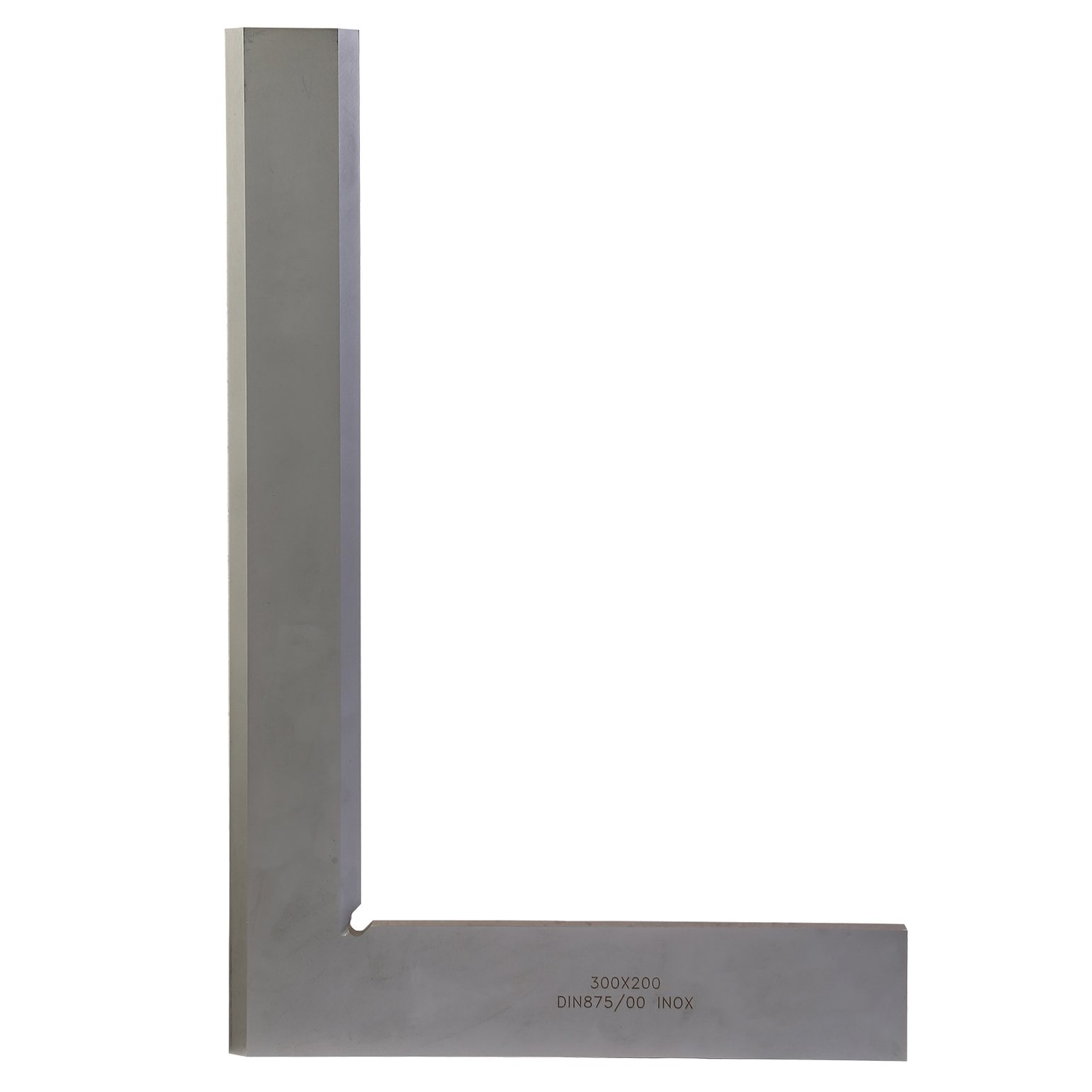 Control Edge Square Stainless Steel