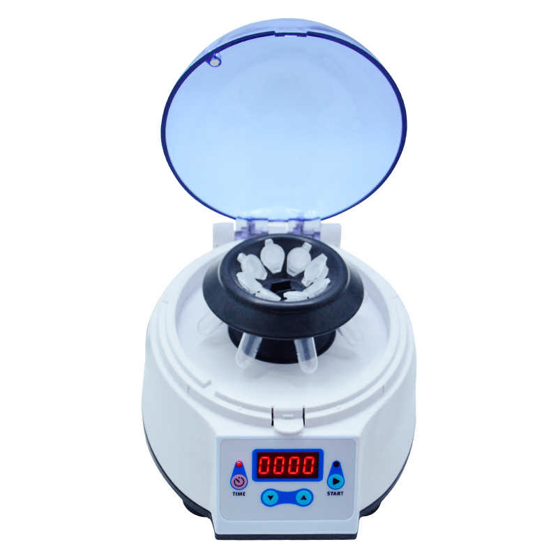 mini centrifuge with timer