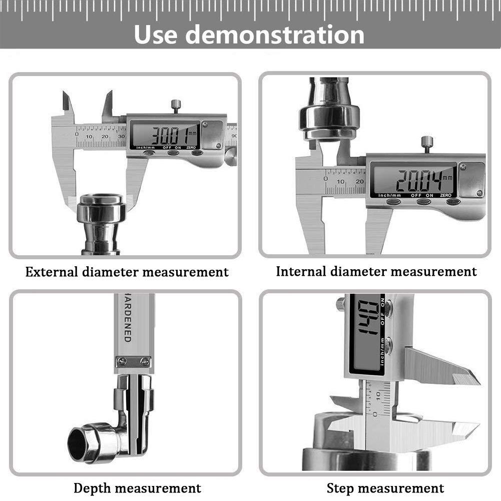 Digital Vernier caliper accurate stainless steel