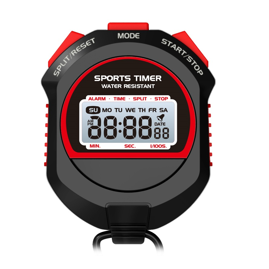 Winner digital stopwatch