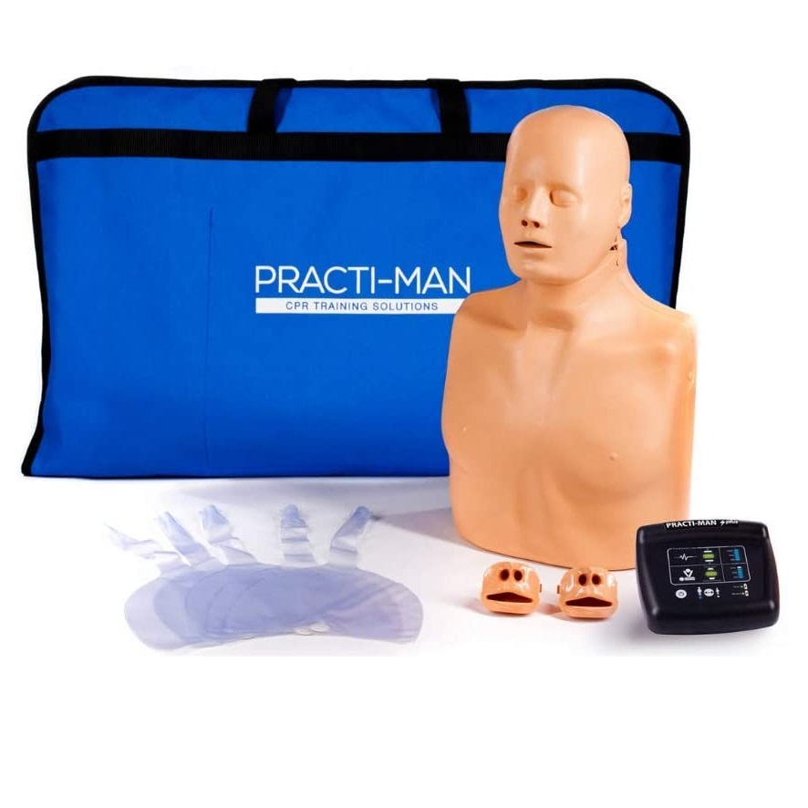Praciman Plus electronic cpr manikin