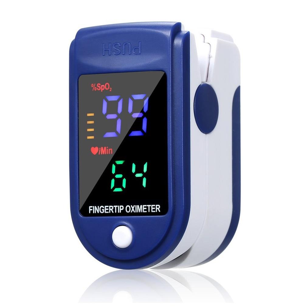 4 color LED pulse oximeter delhi